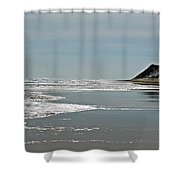 Newcomb Hollow I Shower Curtain