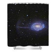 Ngc 4651, The Umbrella Galaxy Shower Curtain