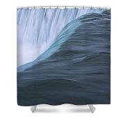 Niagara Horseshoe Falls Ontario. No 86 Shower Curtain