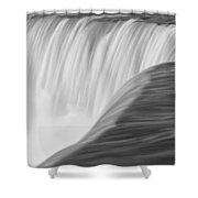Niagara Horseshoe Falls Shower Curtain