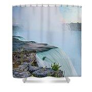 Niagara Mist Shower Curtain