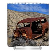 Nice Body Shower Curtain by Bob Christopher