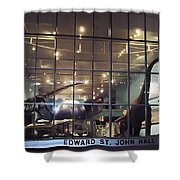 Night At The Museum Shower Curtain
