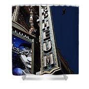 Nightfall At The Orpheum - San Francisco California - 5d17991 Shower Curtain