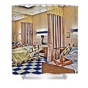 Nightmare Emergency Shower Curtain
