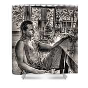 Ninety Six In The Shade Shower Curtain