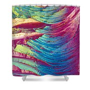 Nitroglycerin Shower Curtain