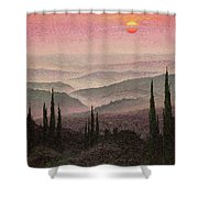 No. 126 Shower Curtain