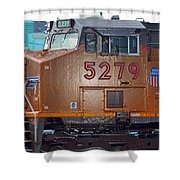 No. 5279 Shower Curtain