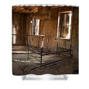 No More Time To Sleep Shower Curtain