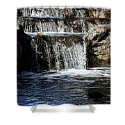 Normandale Falls Shower Curtain