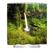 North Falls Shower Curtain