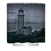 North Head Shower Curtain
