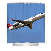 Northwest Shower Curtain