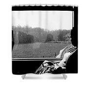 Nostalgia - Homesick Shower Curtain