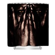 Not My Dark Soul.. Shower Curtain