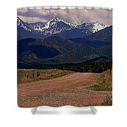 'nother Road Shower Curtain
