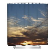 Nothing But Sky Shower Curtain