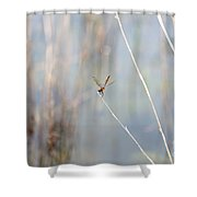 Nothing To Do But Wait Shower Curtain
