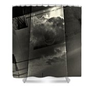 Notinsight Shower Curtain