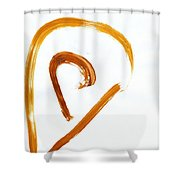 Nubian Shower Curtain