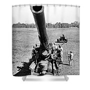 Nuclear Artillery, 1952 Shower Curtain