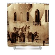 Nude House Shower Curtain