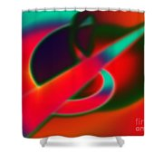 Number One 2011 Shower Curtain