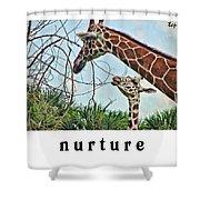 Nurture Shower Curtain