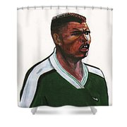 Nwanko Kanu Shower Curtain