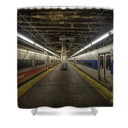 Nyc Subway Shower Curtain