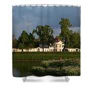 Nymphenburg Palace Buildings Shower Curtain