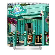 Oak Street Beachstro Shower Curtain