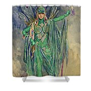 Oberon Shower Curtain