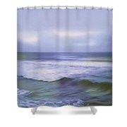 Ocean Dreamscape Shower Curtain