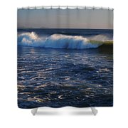 Ocean Of The God Series Shower Curtain