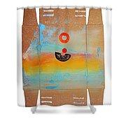 Ocean Swell Shower Curtain