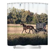 October Road Shower Curtain
