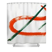 Of The Infinite Shower Curtain