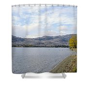 Okanagan Fall Shower Curtain