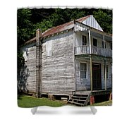 Old Cypress Inn Shower Curtain