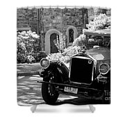 Old Ford Shower Curtain