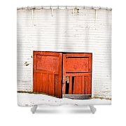 Old Garage Doors Photograph By Edward Fielding