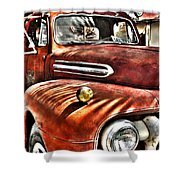 Old Glory Days Limited Edition Shower Curtain
