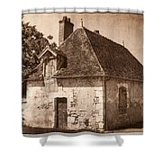 Old Kitchen House Shower Curtain