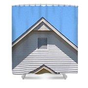 Old Lebanon Baptist Church Shower Curtain