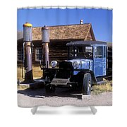 Old Mining Days - Bodie, Ca Shower Curtain