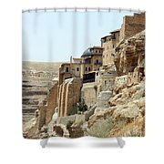 Old Orthodox Church Shower Curtain