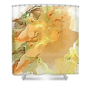 Old Sailor Shower Curtain