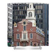 Old State House II Shower Curtain